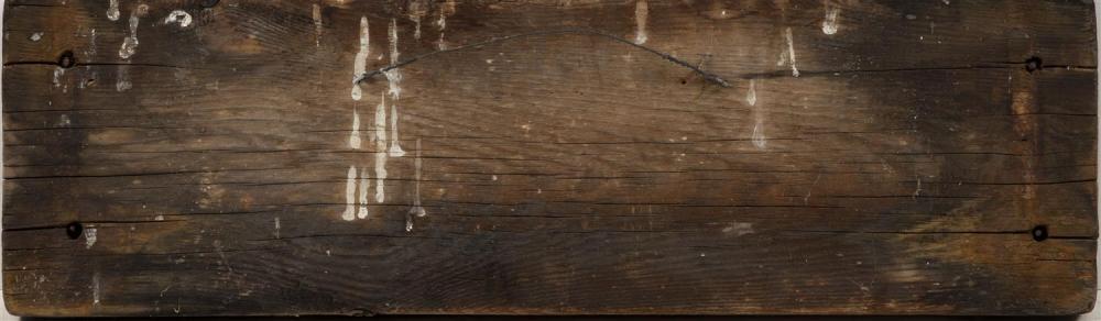 DOROTHY SCHOLL, Cape Cod, Massachusetts, 20th Century, Sanderlings and seashells., Mixed media on driftwood, 7