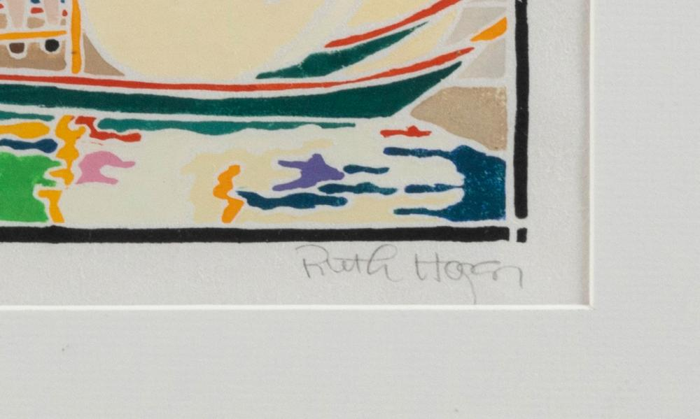 RUTH HOGAN, Massachusetts/New Mexico, Contemporary,
