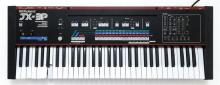ROLAND JX-3P VINTAGE ANALOG SYNTHESIZER Preset on-board controls. MIDI equipped.