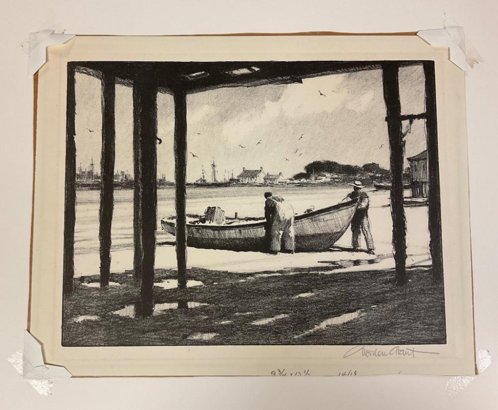 GORDON HOPE GRANT (New York/California, 1875-1962),