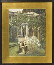 MARIE EUPHROSYNE SPARTALI STILLMAN, English, 1844-1927,