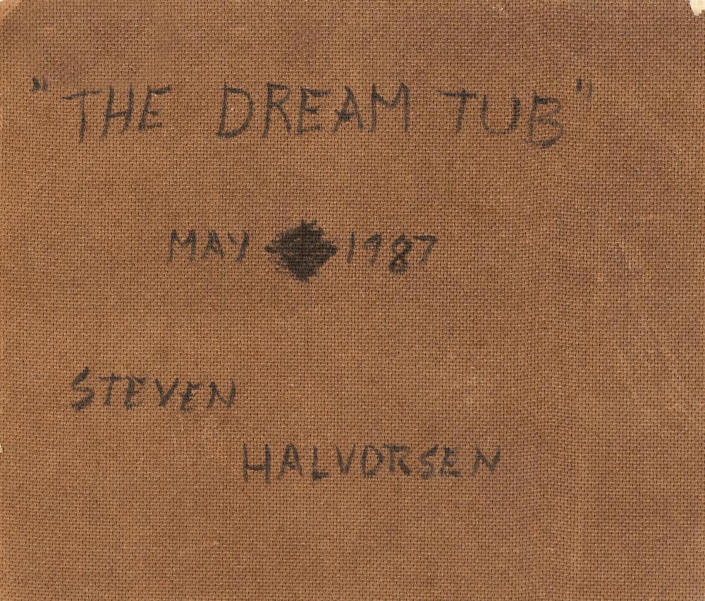 STEFAN HALVORSEN (Wyoming/Illinois, 1946-2003),