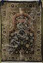 ORIENTAL RUG: PERSIAN PRAYER 3'0
