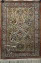ORIENTAL RUG: INDO-PERSIAN 5'2