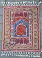 ORIENTAL RUG: TURKISH PRAYER 3'10