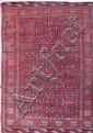 ORIENTAL RUG: AFGHAN BOUKARA 7'1
