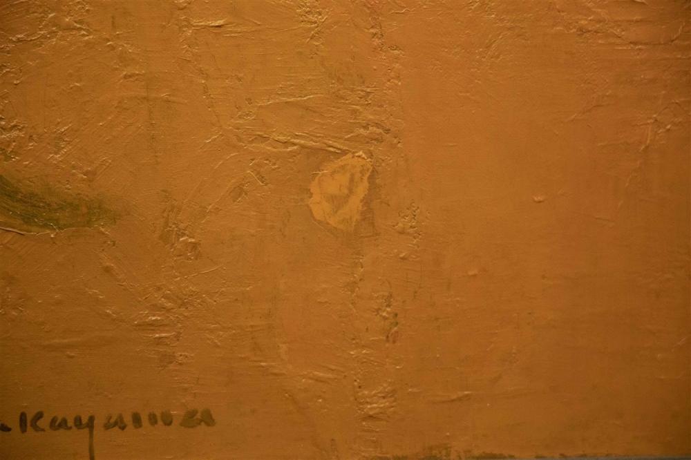 MICHIO TAKAYAMA, New Mexico/California/Japan, 1903-1994,
