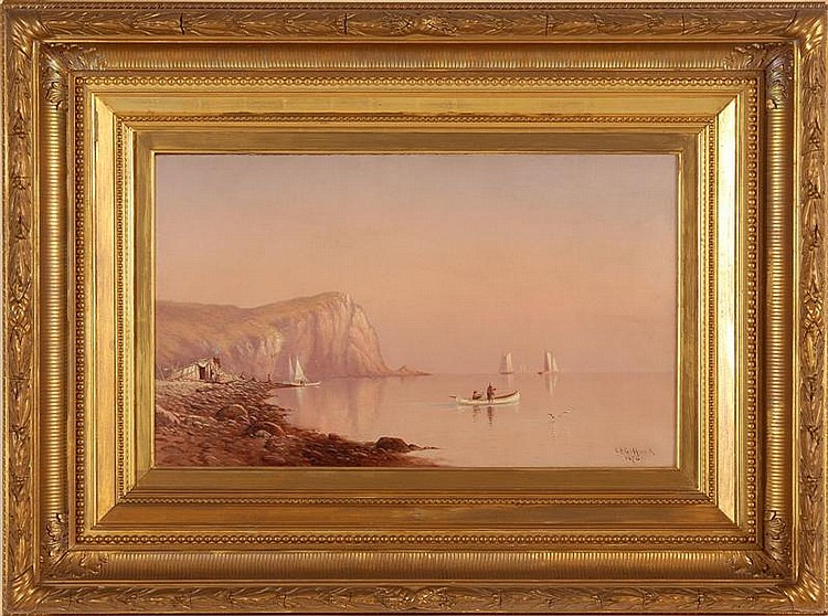 CHARLES HENRY GIFFORD, American, 1839-1904,