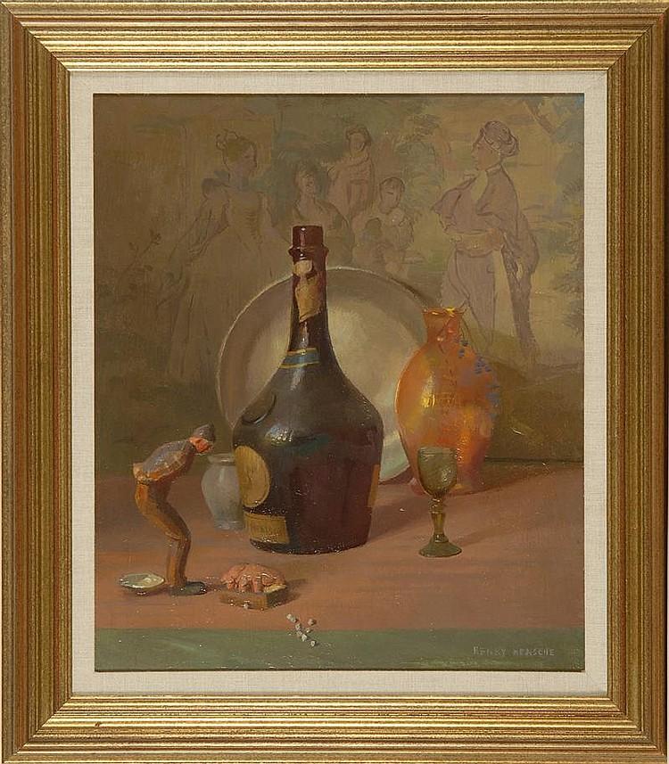 HENRY HENSCHE, American, 1899-1992,