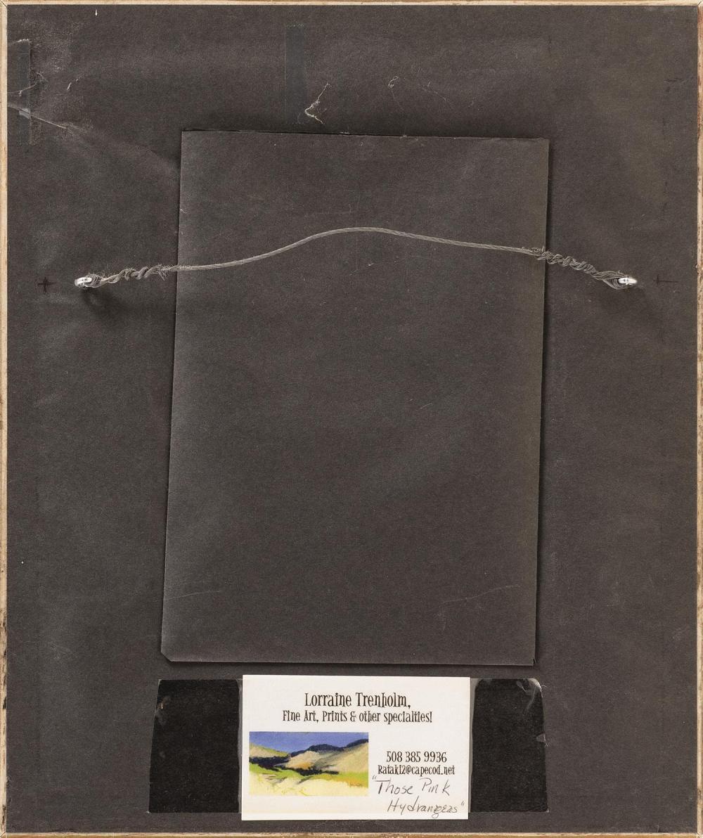 LORRAINE TRENHOLM, America, Contemporary,