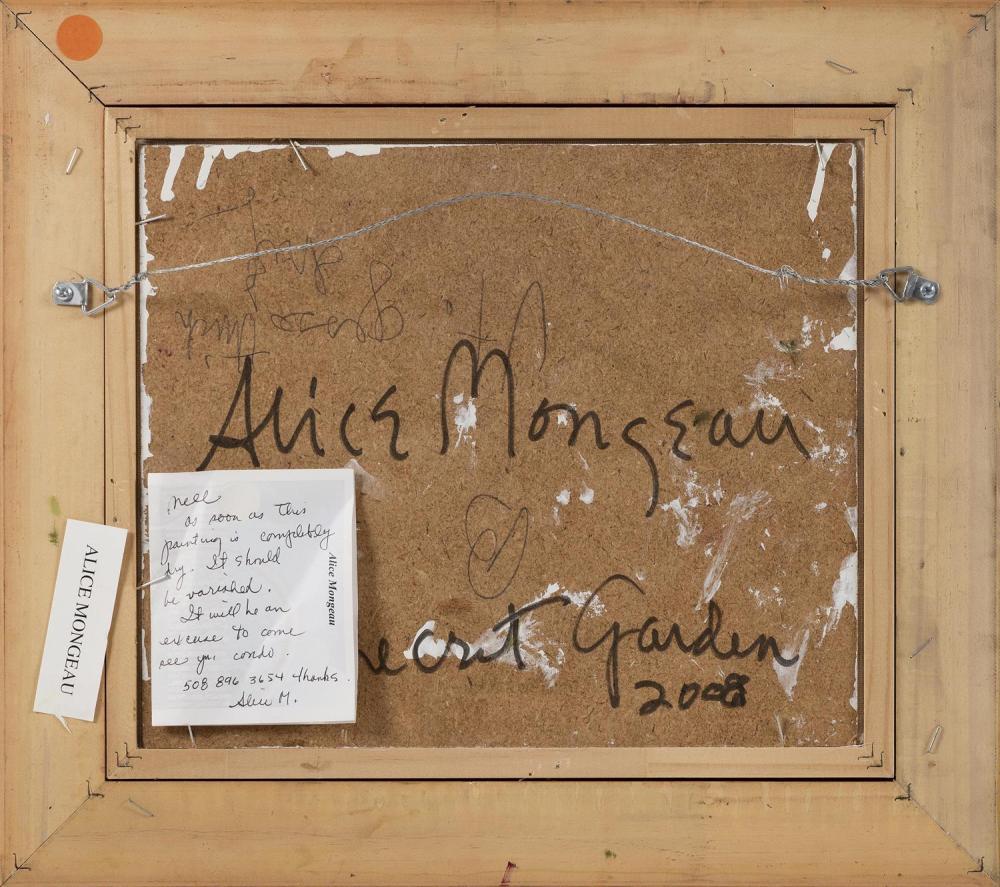 ALICE MONGEAU, Cape Cod, Contemporary,