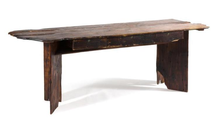 Custom Made West Barnstable Table Co Dining Or Refectory Ta