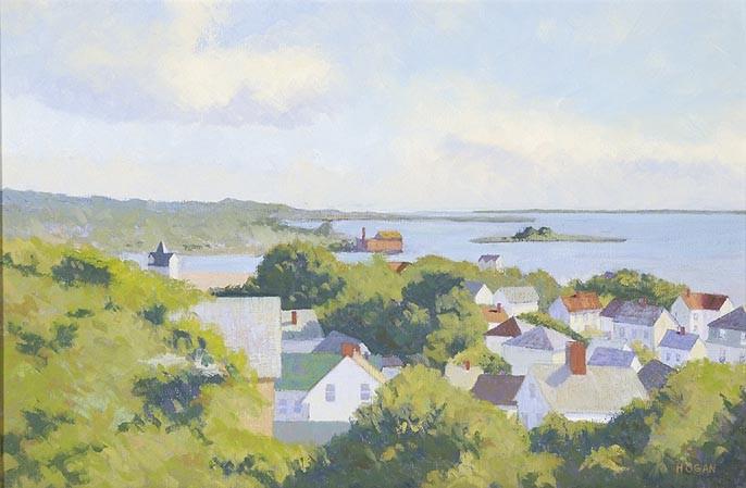 RUTH D. HOGAN American (Cape Cod), b. 1943