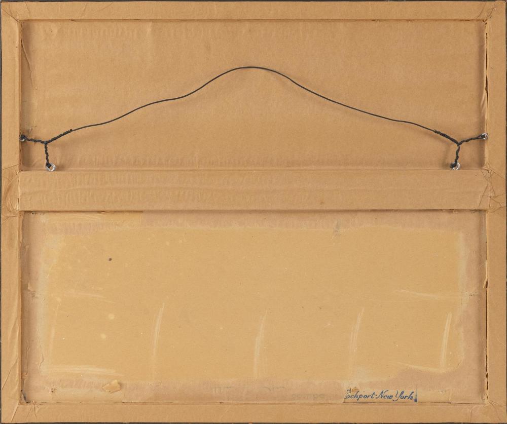THOMAS HART BENTON, Missouri/Massachusetts/Kansas, 1889-1975,