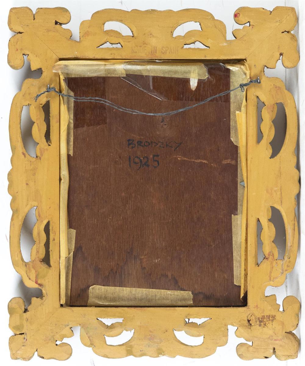 HORACE BRODZKY, New York/Australia, 1885-1969,