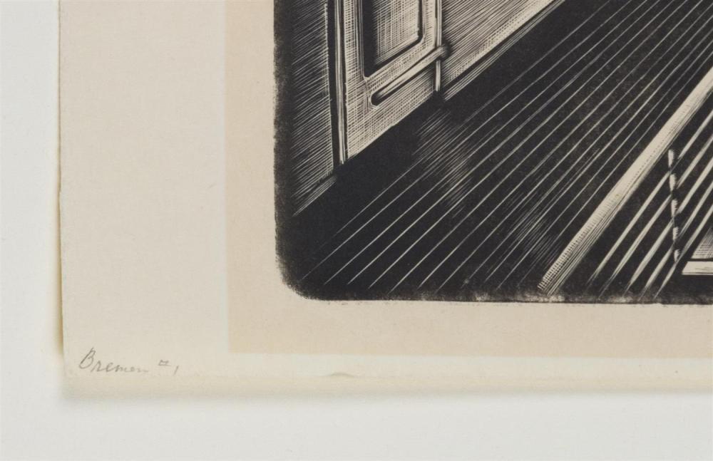 HOWARD NORTON COOK, New Mexico/California, 1901-1980,