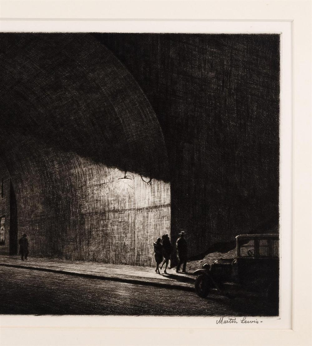 MARTIN LEWIS, New York/Connecticut/Maine/Australia, 1881-1962,