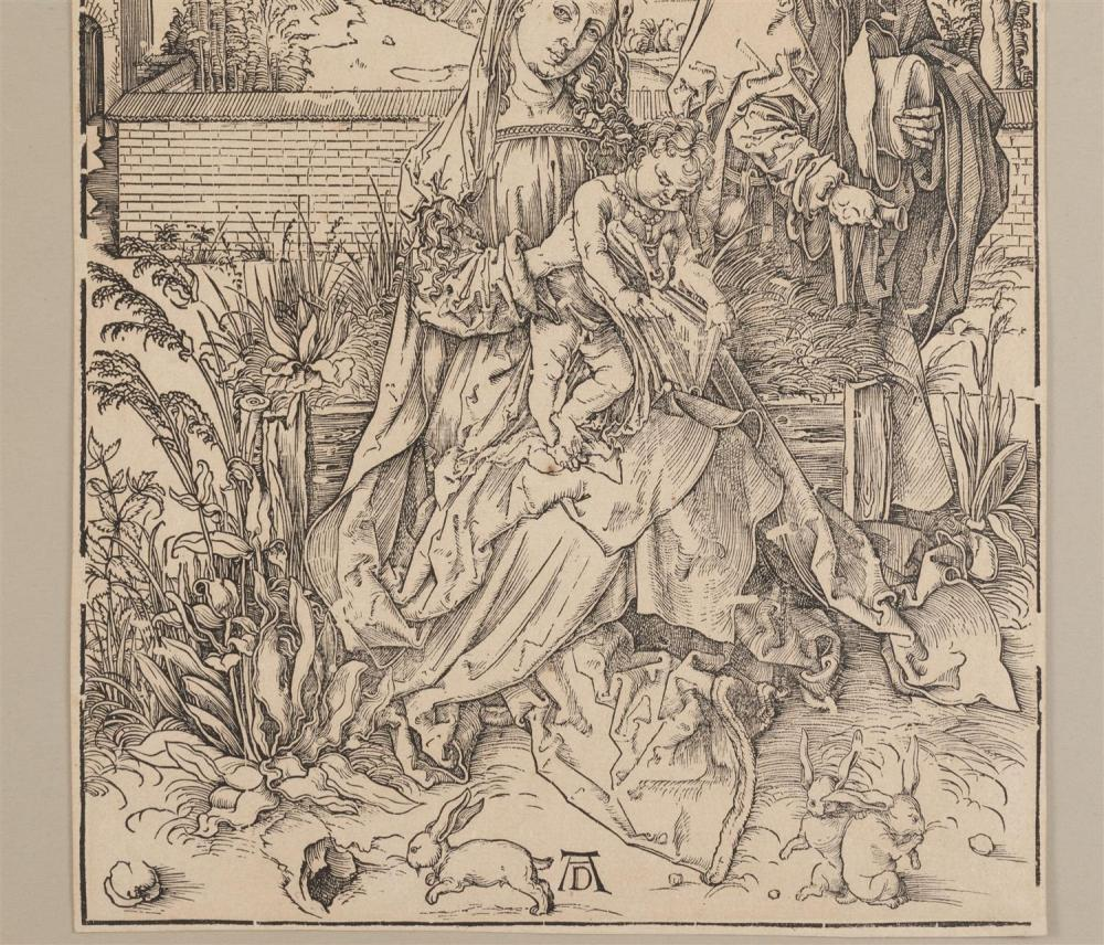 ALBRECHT DURER, Germany, 1471-1528,