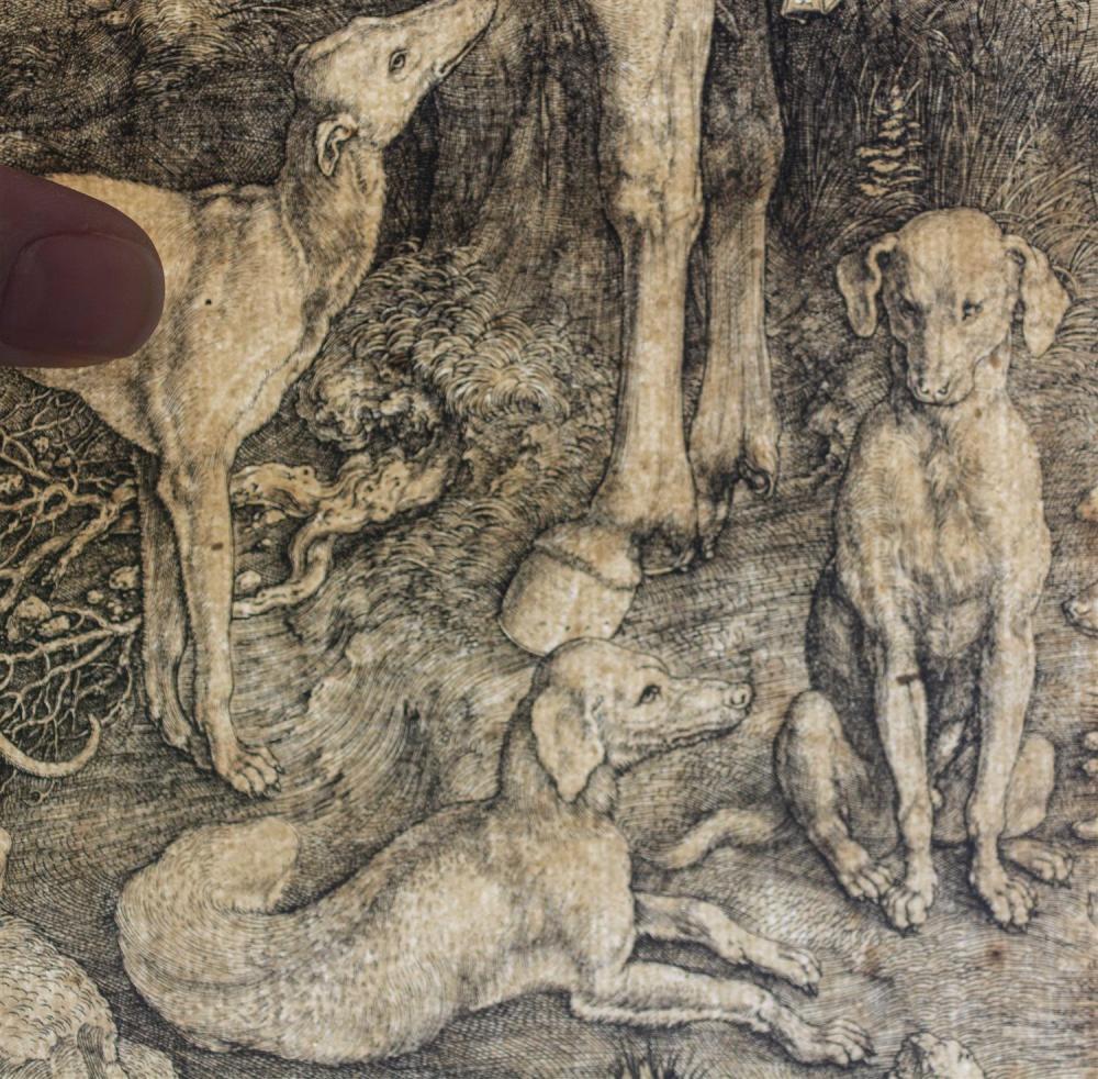 ALBRECHT DURER, German, 1471-1528,