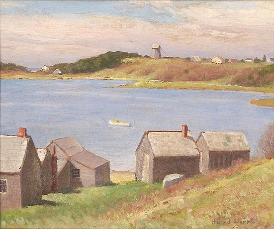 HAROLD C. DUNBAR, American, 1882-1953