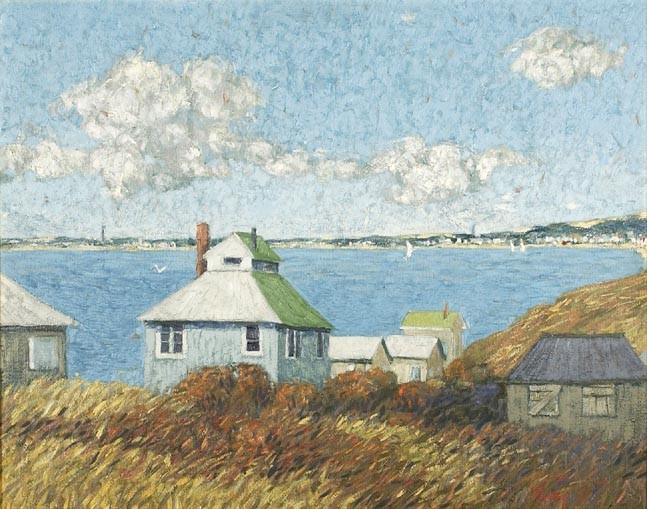 LORETTA FEENEY, American (Cape Cod)