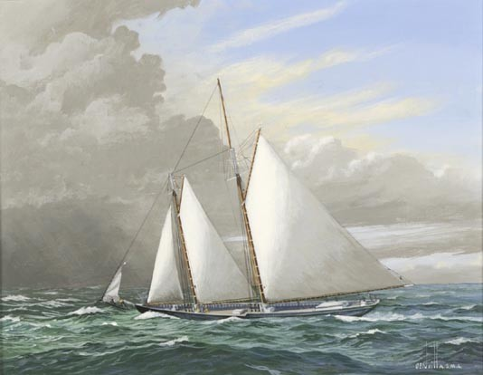 BEN E. NEILL, American (Cape Cod)