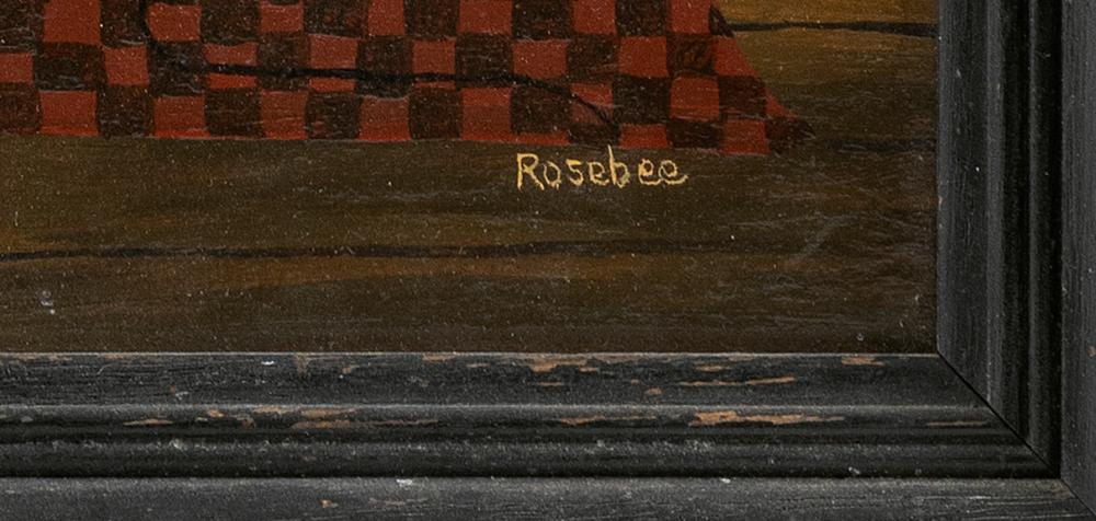 ROSEBEE, Massachusetts, 1932-2016,