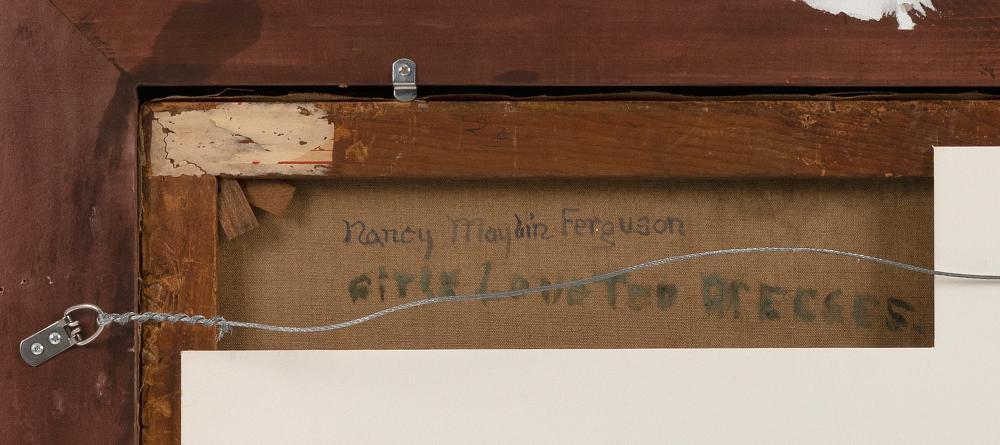 NANCY MAYBIN FERGUSON (Pennsylvania/Massachusetts, 1872-1967),