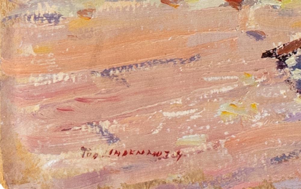 TOD LINDENMUTH, Massachusetts/Florida, 1885-1976,