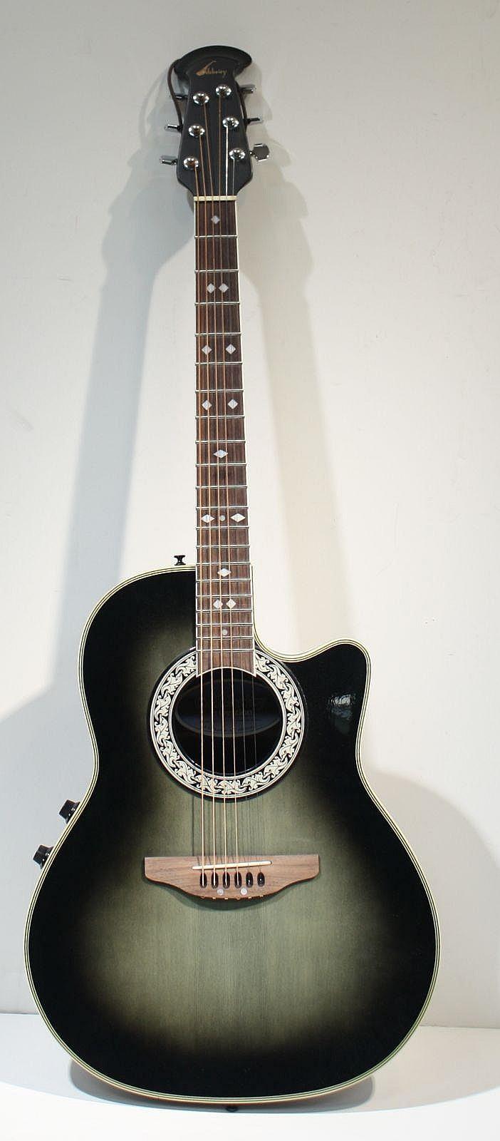 Manuals | Ovation Guitars