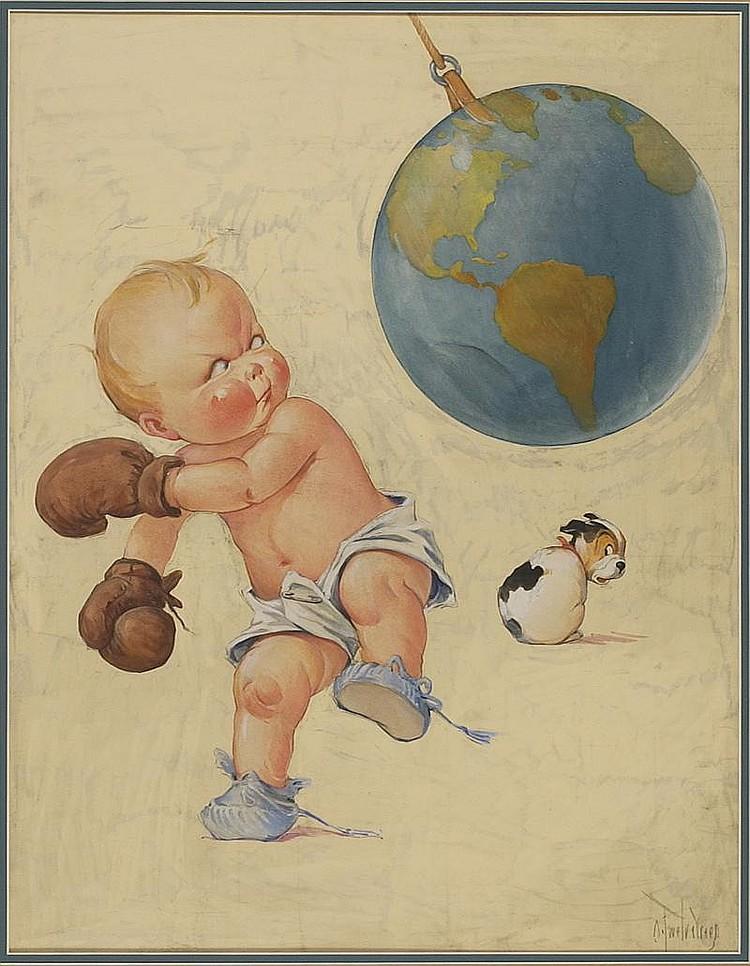 CHARLES TWELVETREES, American, 1888-1948,