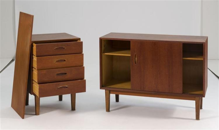 Nils jonsson for troeds mid century modern modular desk in t for Mid century modern modular homes