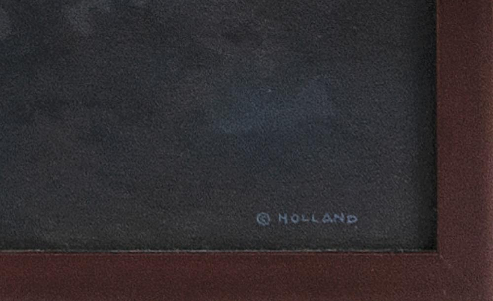 JIM HOLLAND, Massachusetts/Florida, b. 1955,