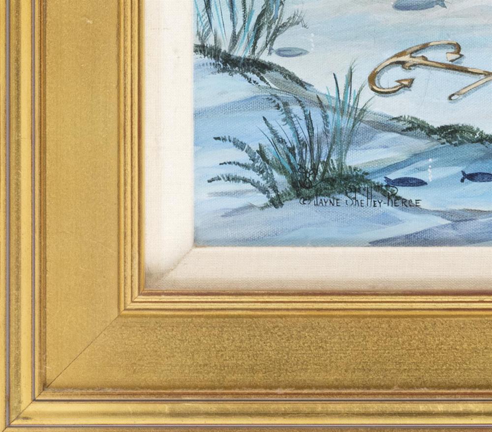 JAYNE SHELLEY-PIERCE, Cape Cod, Contemporary,