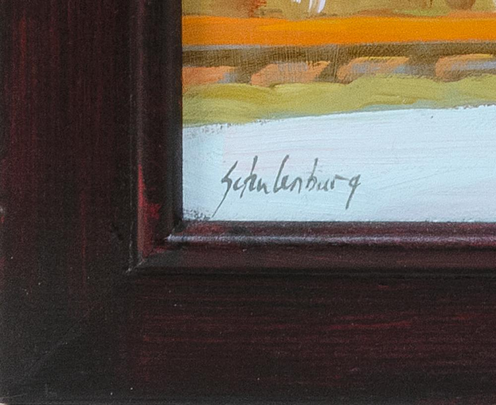 PAUL SCHULENBURG, Massachusetts, Contemporary,