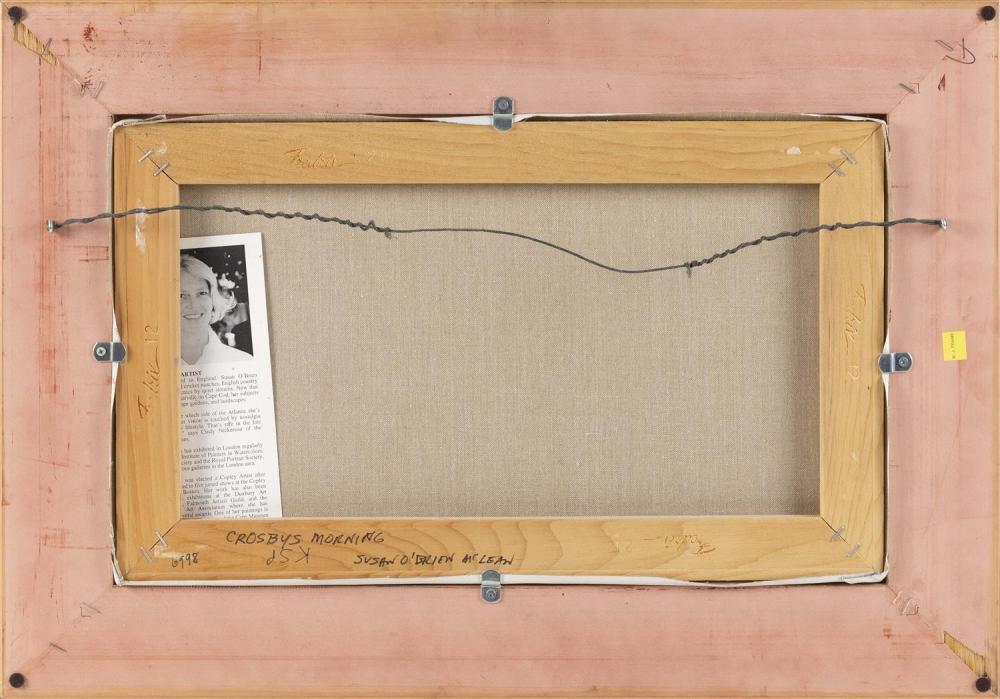 SUSAN O'BRIEN MCCLEAN, Massachusetts, Contemporary,