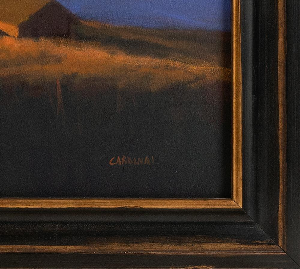 ROBERT CARDINAL, Massachusetts/New York/Canada, b. 1936,