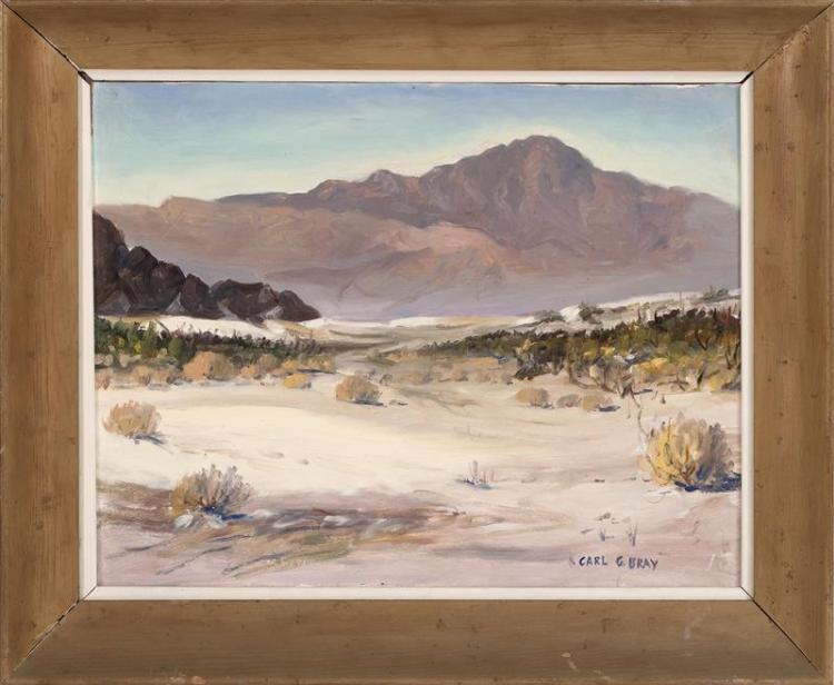 CARL GLEN BRAY, American, 1917-2011,