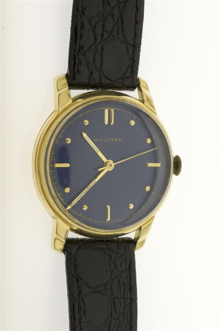 waltham 14kt gold filled s wrist the stick wi
