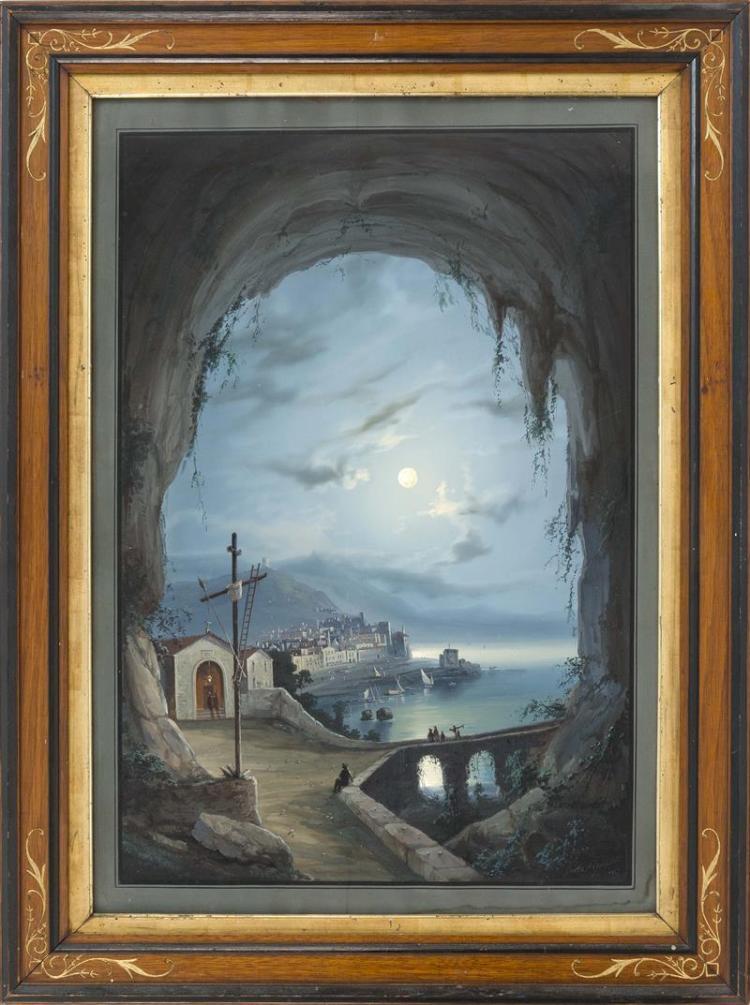 GIOACCHINO LA PIRA, Italian, 1839-1870,