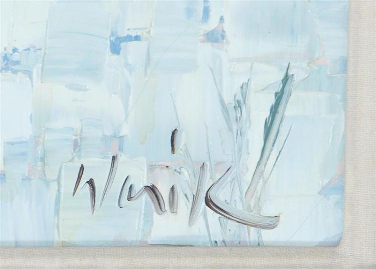WARIK WHEATLEY, American, 1928-1996,