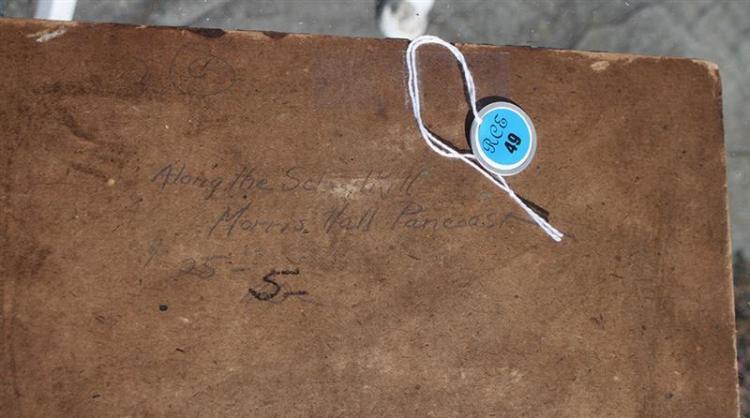 MORRIS HALL PANCOAST, Massachusetts, Pennsylvania, 1877-1963,