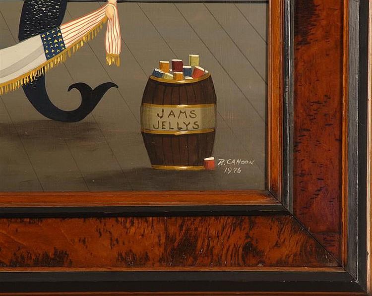 RALPH EUGENE CAHOON, JR., American, 1910-1982,