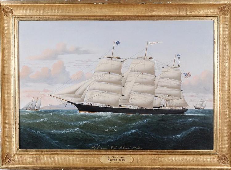WILLIAM HOWARD YORKE (British, 1847-1921)