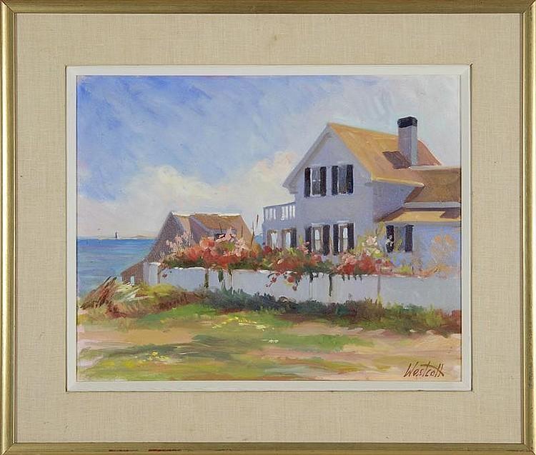 CAROL WHORF WESTCOTT, American, 1926-2008,