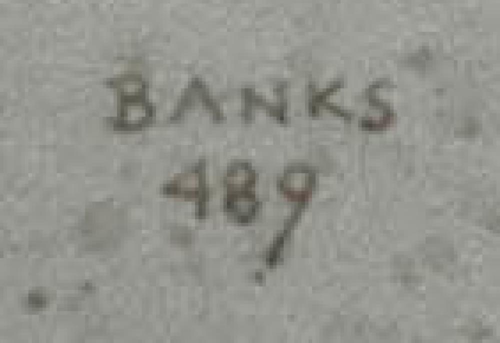ROBERT BANKS, United Kingdom, b. 1911,