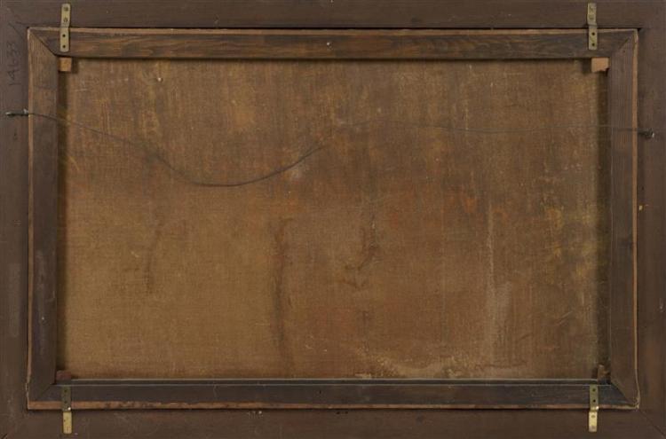 EDOUARD ADAM I, French, 1847-1929,