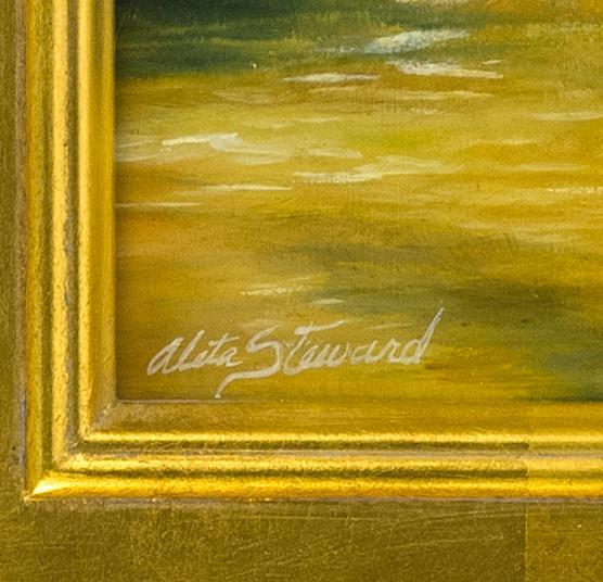 ALETA ROSSI STEWARD, Cape Cod, Contemporary,