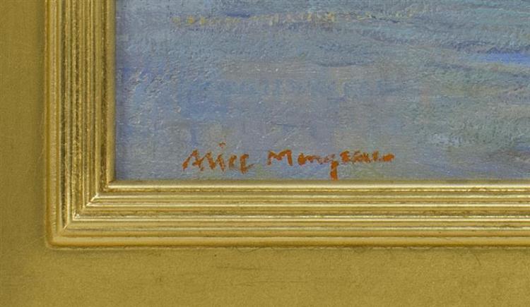 ALICE MONGEAU, Massachusetts, Contemporary,