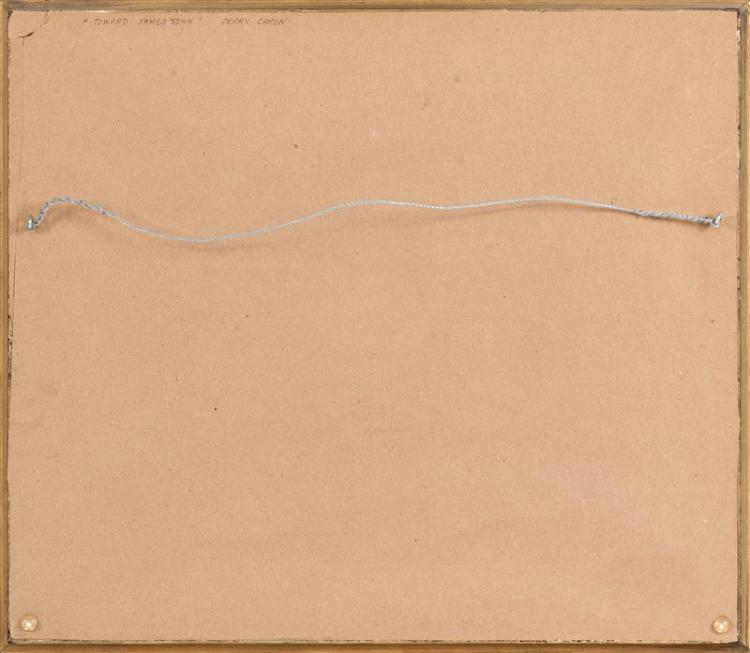 JERRY CARON, American, Contemporary,